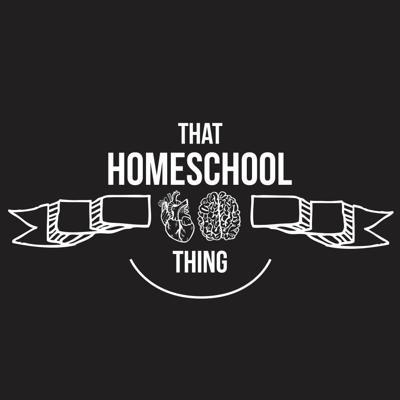 Cover art for That Homeschool Thing Episode 2 - David Hancock - 8:16:17, 3.43 PM