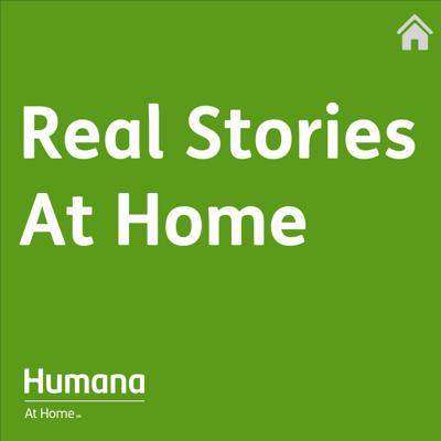 Cover art for Real Stories At Home, Episode 1