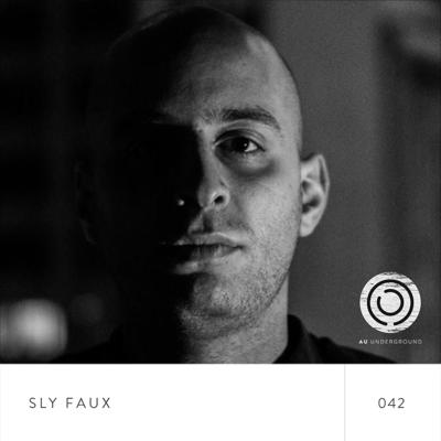 Cover art for AU Underground 042 Sly Faux