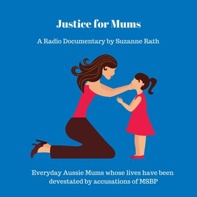 Cover art for Justice 4 Mums