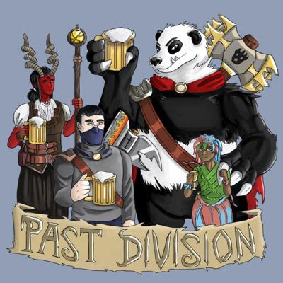 Cover art for Past Division Episode 3: Cleanup Duty
