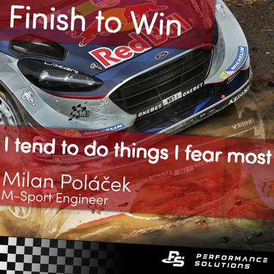 Cover art for I tent to do things I fear most | Milan Polacek | M-Sport , Skoda Motorsport , FSAE