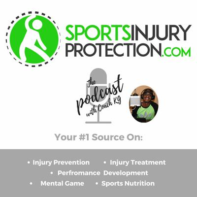 Cover art for Podcast One - Intro To SportsInjuryProtection.com