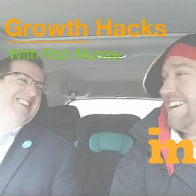 Cover art for Growth Hacks with Rob Murray: Cam Guthrie