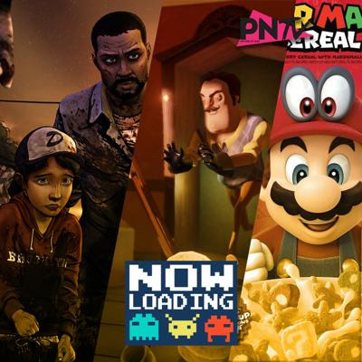 Cover art for Now Loading: Walking Dead, Hello Neighbor, & Super Mario Cereal
