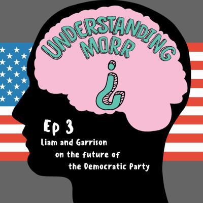 Cover art for Ep3 - Liam And Garrison on the Future of the Democratic Party