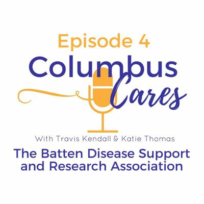 Cover art for Episode 4 - The Batten Disease Support And Research Association