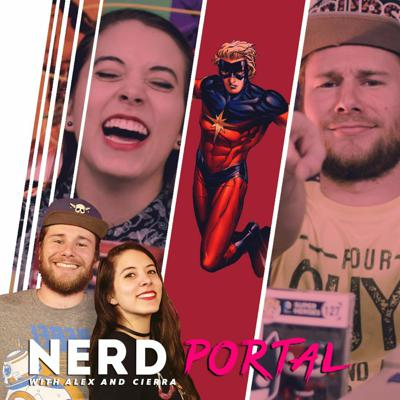 Cover art for Nerd Portal: Marvel Cinematic Universe and SDCC vs SLCC