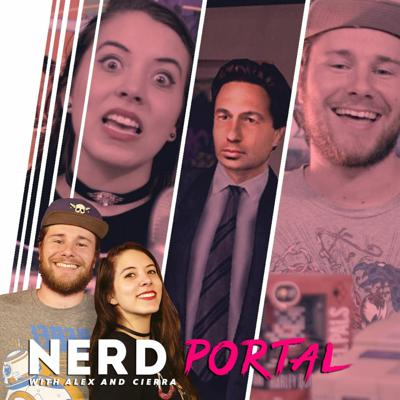 Cover art for Nerd Portal: 20 More Marvel Movies & X-Files: Deep State
