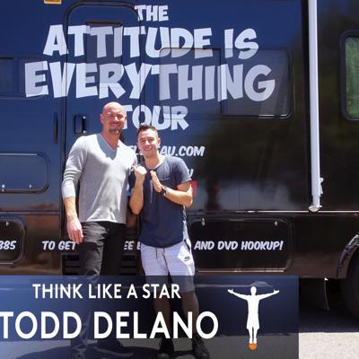 Cover art for Think Like a STAR with Todd DeLano