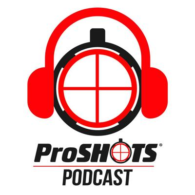 Cover art for ProShots Podcast Episode 3 Common Firearm Training and Practicing Mistakes...