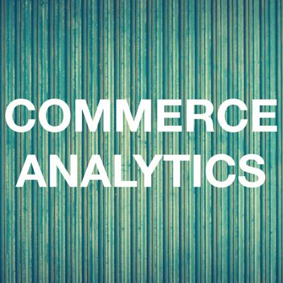 Cover art for Commerce Analytics 1 - Q&A how to start with business analytics