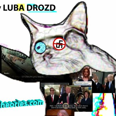 Cover art for Luba Drozd and LONGCAT