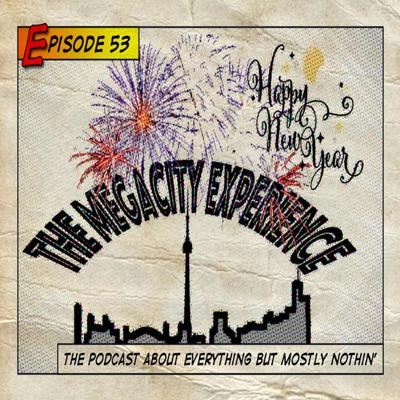 Cover art for The Podcast About Everything But Mostly Nothin' Episode 53