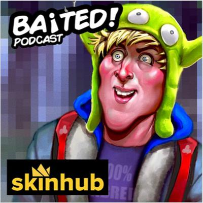 Cover art for Baited! Ep #32 - Logan Paul disrespecting a dead person!