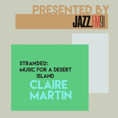 Cover art for Stranded: Claire Martin
