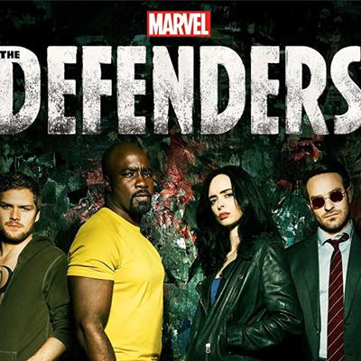 Cover art for The Defenders