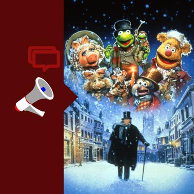 Cover art for 3D Commentary: The Muppet Christmas Carol