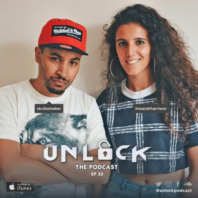 Cover art for EP 33: @UnlockPodcast