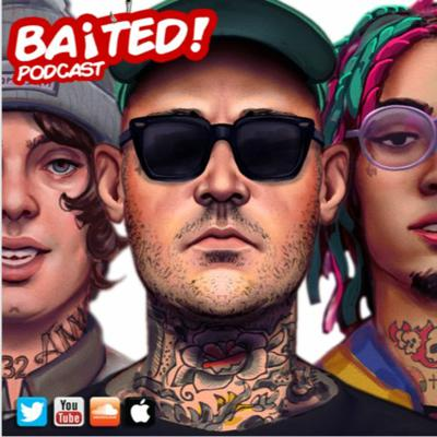 Cover art for Baited! Ep #33 - The birth of new rappers (No Jumper)!