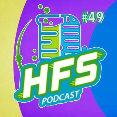 Cover art for HFS Podcast #49 - Smart Animals (That Might Be Dead)