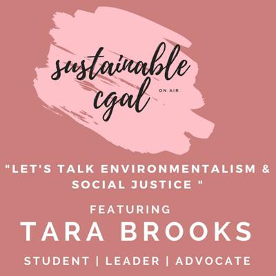Cover art for Let's Talk Environmentalism and Social Justice