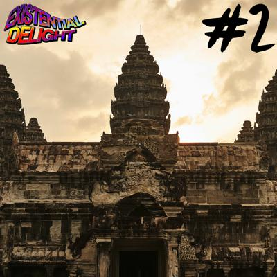 Cover art for #2 - Cambodia (Part 2)