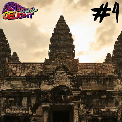 Cover art for #4 - Cambodia (Part 3) - Spontaneity & Exploring a Clearing of Tortured Statues