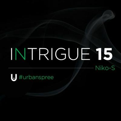 Cover art for INTRIGUE 15 - Urban Spree mix