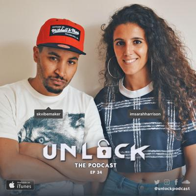 Cover art for EP 34: @UnlockPodcast