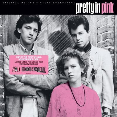 Cover art for Pretty In Pink Soundtrack