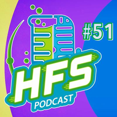 Cover art for HFS Podcast #51 - Linguistics