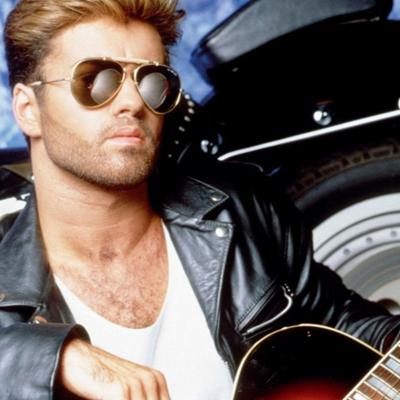 Cover art for George Michael Solo Artist