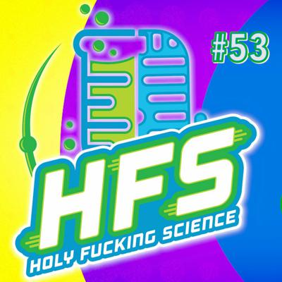 Cover art for HFS Podcast #53 - Great Tits for Great Brits