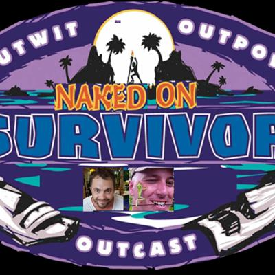 Cover art for NAKED ON SURVIVOR - EPISODE 1 - CAST REVIEW & PREDICTIONS