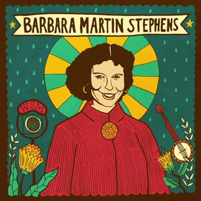 Cover art for DON'T GIVE YOUR HEART TO A RAMBLER: BARBARA MARTIN STEPHENS