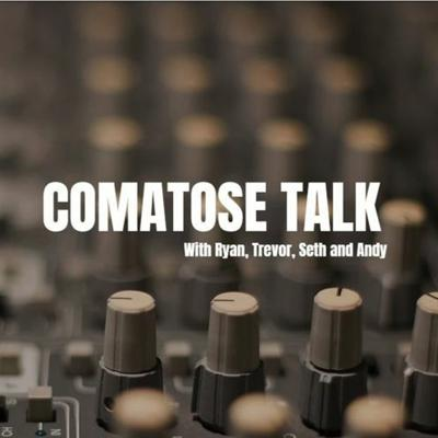 Cover art for Comatose Talk 02: Scientology