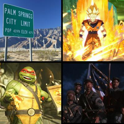 Cover art for Threadcast EP 32 - Playstation games review, Mass Effect Andromeda, Palm Springs, Theme parks