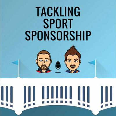 Cover art for Tackling Sport Sponsorship #11: How Can Professional Athletes Promote My Brand