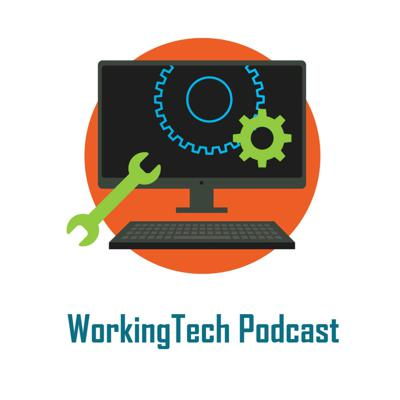 Cover art for #42 - Working Tech Podcast - Xref