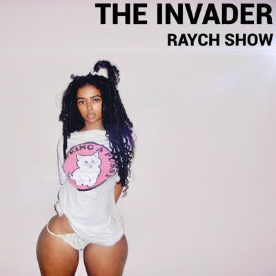 Cover art for The Invader Raych Show: EP 2