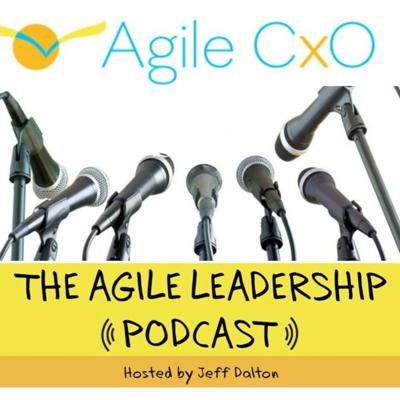Cover art for Agile Leadership Podcast Interview with Kevin Fisher