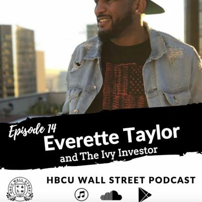 Cover art for EP 14 with Everette Taylor, Founder of PopSocial + CMO of Skurt