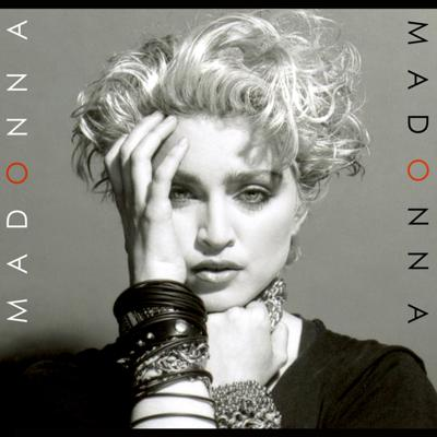 Cover art for Madonna's Debut Album