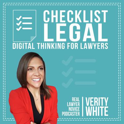 Checklist Legal Podcast with Verity White