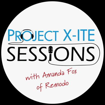 Cover art for Project X-ITE Sessions with Amanda Fox