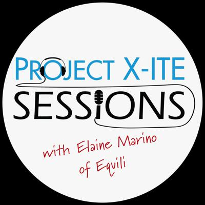 Cover art for Project X-ITE Sessions Elaine Marino