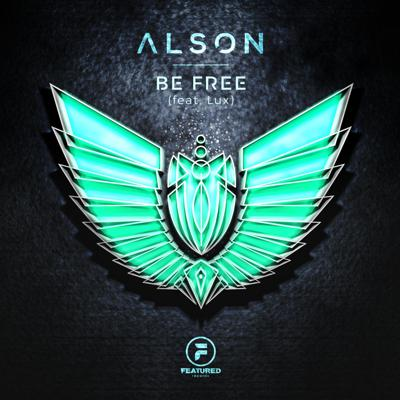Cover art for Alson - Be Free (feat. Lux)