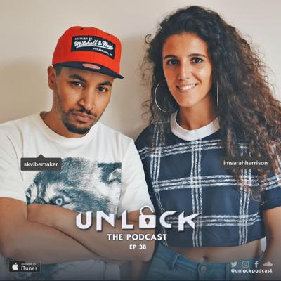 Cover art for EP38: @UnlockPodcast
