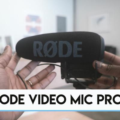 Cover art for Rode Video Mic Pro Plus Review